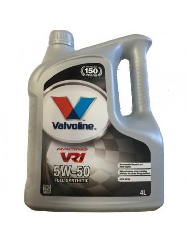 Aceite Valvoline VR1 Racing 5W50
