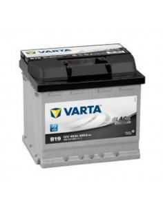 Batería Varta B19 Black Dynamic 45Ah