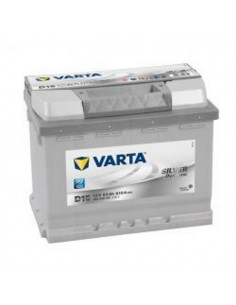 Batería Varta D15 Silver Dynamic 63Ah