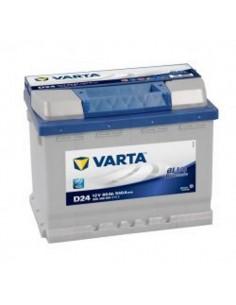 Batería Varta D24 Blue Dynamic 60Ah