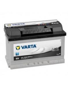 Batería Varta E9 Black Dynamic 70Ah
