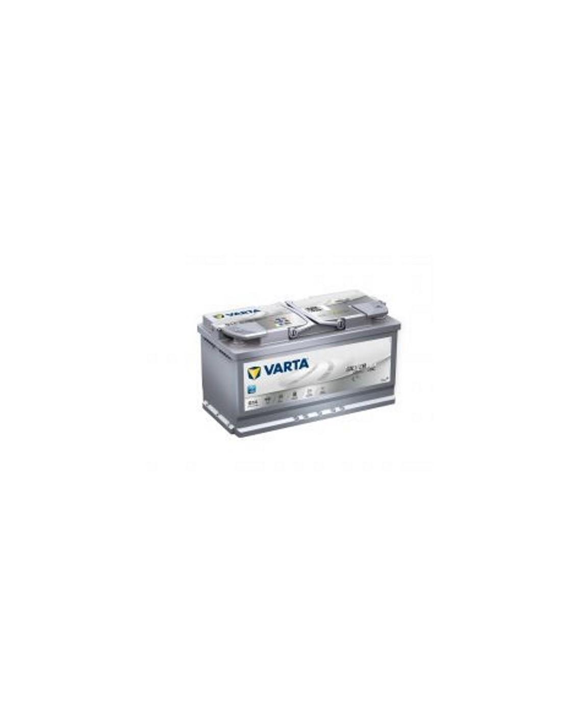 bater a varta silver dynamic agm 95 ah 239 48 www. Black Bedroom Furniture Sets. Home Design Ideas