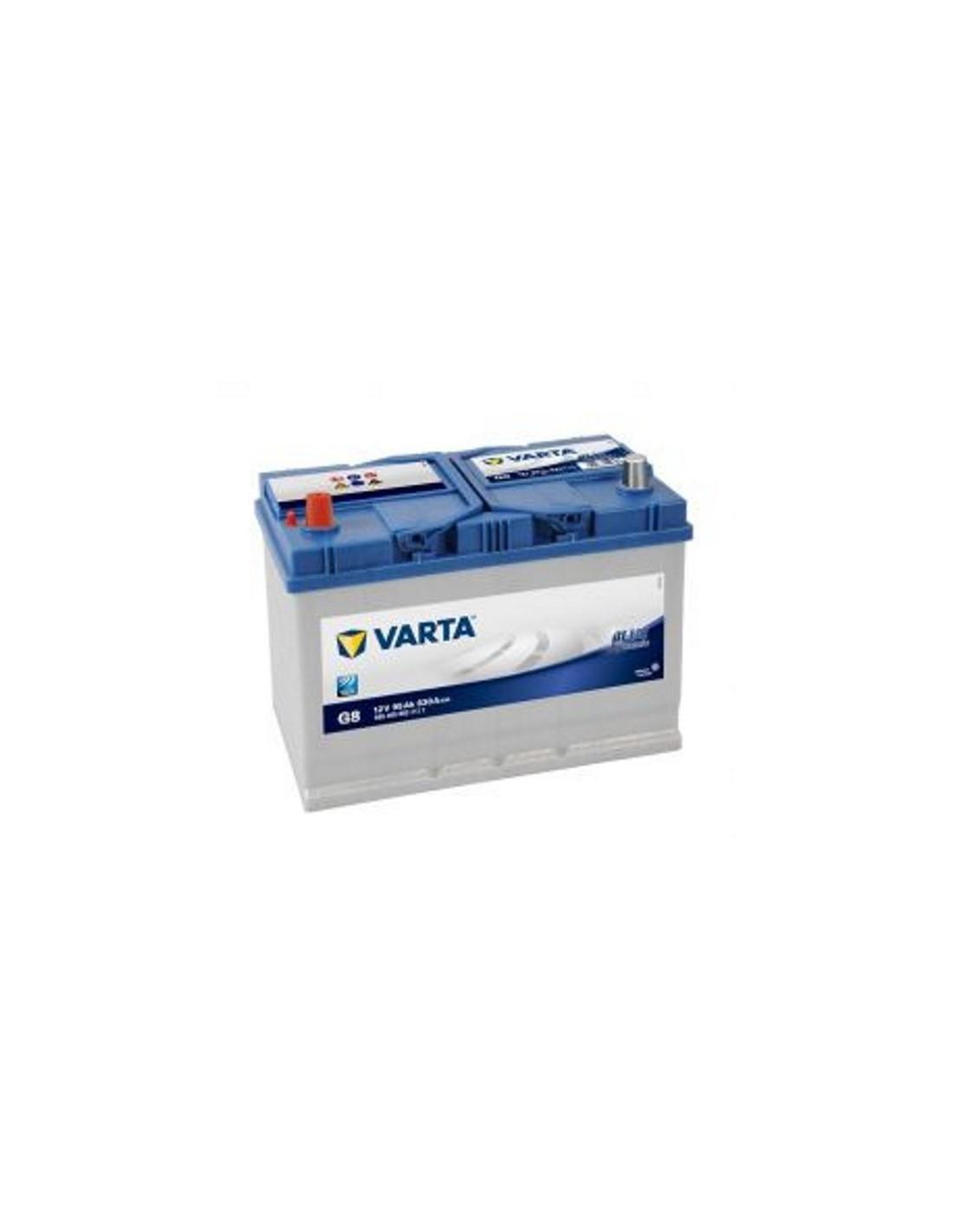 bater a varta blue g8 dynamic 95 ah 130 17 www. Black Bedroom Furniture Sets. Home Design Ideas