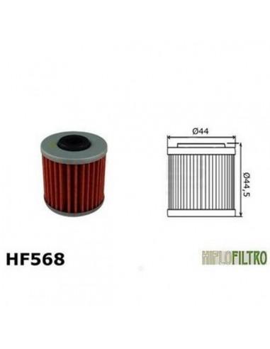 Filtro de Aceite para Moto - HF568