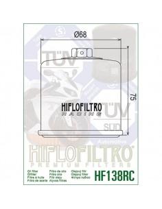 Filtro de Aceite para Moto- HF138RC