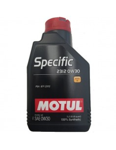 Aceite Motul Specific 2312 0W30