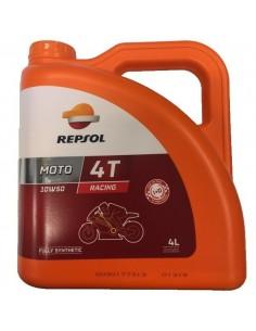 Aceite Repsol Moto Racing 4T 10W50