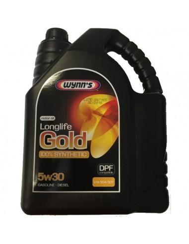Aceite Wynn's LongLife Gold 504/507 5w30