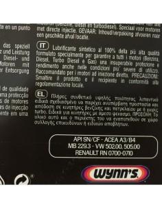 Aceite Wynn's Plus Competición 5w40