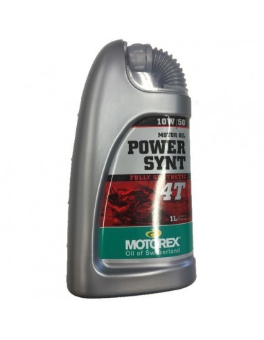 Aceite Motorex Power Synt 4T 10W50