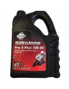 Aceite Silkolene Pro 4 plus 5W40