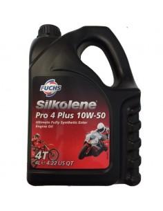 Aceite Silkolene Pro 4 Plus 10W50