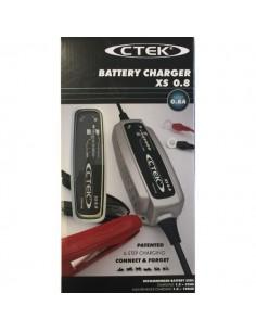 Cargador de baterías CTEK XS 0.8