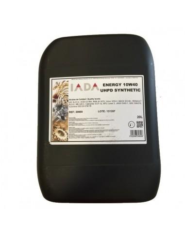 Aceite Iada Energy UHPD Synthetic 10W40