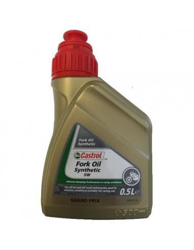 Castrol Fork Oil Synthetic 5W
