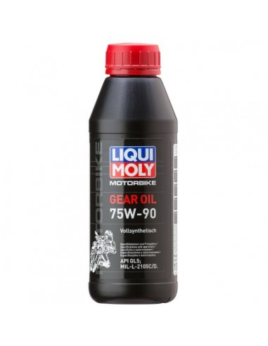 Aceite Liqui Moly Motorbike Gear Oil 75W90