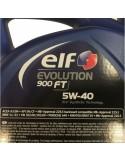 Aceite Elf Evolution 900 FT 5W40