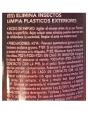 Limpia Insectos IADA