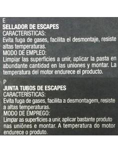 Sellador de Tubos de Escape , Permatex