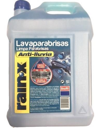 Limpiaparabrisas Anti-Lluvia Rain X, Krafft