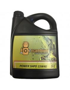 Aceite Recambium Power SHPD 15W40