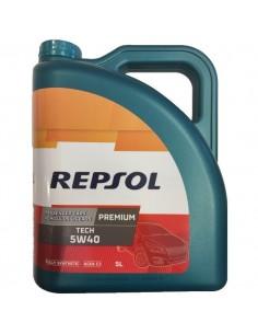 Aceite Repsol Premium Tech 5W40