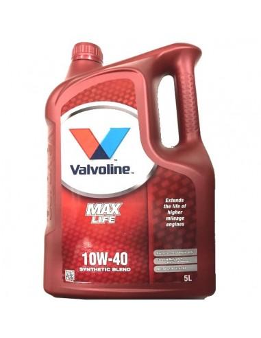 Aceite Valvoline MaxLife 10W40