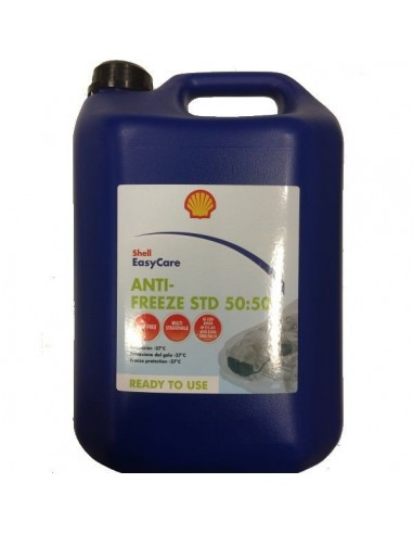 Anticongelante Shell 50% Azul