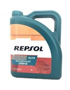 Aceite Repsol Elite Multivalvulas 10W40