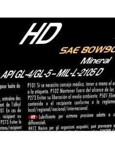 Aceite Motul HD 80W90