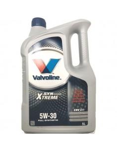 Aceite Valvoline Xtreme Synpower Env C1 5W30