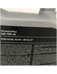 Aceite Ford Fórmula Plus 10w40