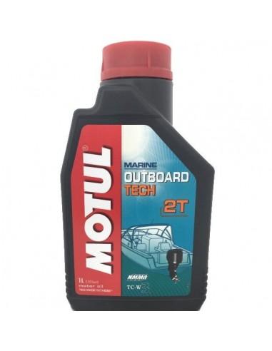Aceite Motul Outboard Tech 2T