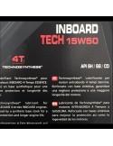 Aceite Motul Inboard Tech 4T 15W50