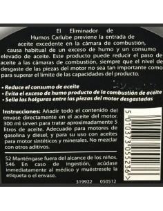 Carlube Eliminador de Humos Diésel/Gasolina