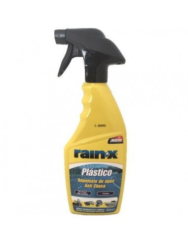Repelente de Agua para Plásticos, Rain-X