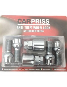 Antirrobo Rueda M14x15mm/esférico
