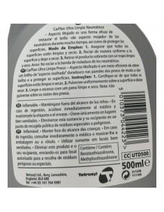 CarPlan Ultra Limpia Neumaticos