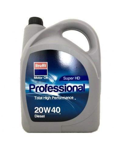 Aceite krafft profesional super hd 20w40 5l 18 90 for Hd 30 motor oil