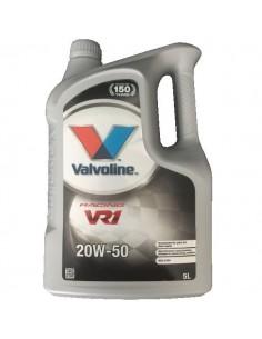 Aceite Valvoline VR1 Racing 20W50