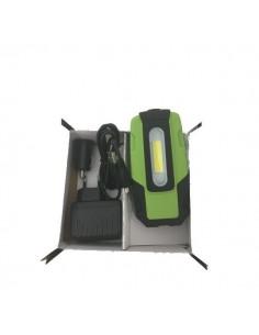 Lámpara Led Portatil Recargable e Imantada 200 lm