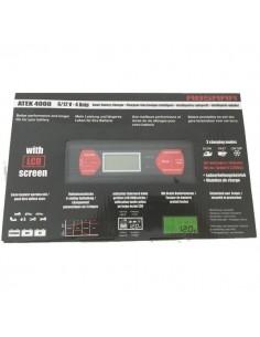 Cargador Baterías Inteligente Absaar 3.8A 6/12V