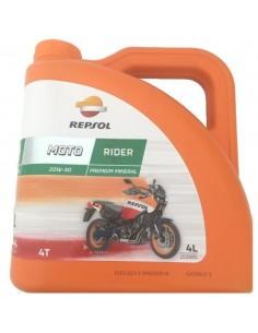 Aceite Repsol Moto Rider 4T 20W50