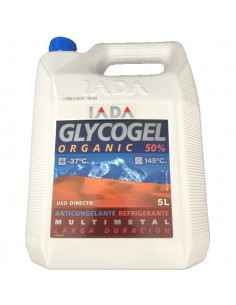 Anticongelante Glycogel Orgánico 50% azul, IADA