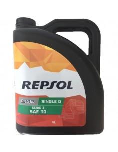 Aceite Repsol Diesel Serie 3 SAE 30