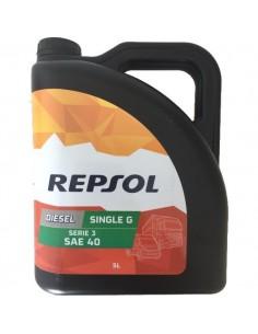 Aceite Repsol Diesel Serie 3 SAE 40