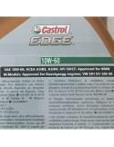 Aceite Castrol Edge Titanium FST Supercar 10W60