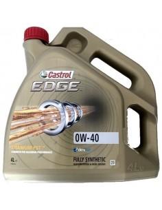 Aceite Castrol Edge Titanium FST 0W40