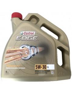 Aceite Castrol Edge LL Titanium FST 5W30