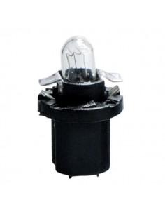 Lámpara BAX 12V/1.2W B8.5d NEGRA